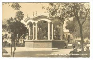 RP  Bandstand-Kiosko.-Matamor os, Mexico, 30-40s