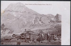 Mount Stephen,Mount Stephen House,Field,British Columbia,Canada