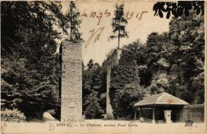 CPA ND. 35. EPINAL LE Chateau. Ancien Pont Levis (405553)