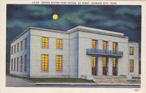 Post Office Johnson City Tennessee