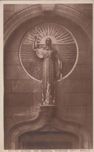 Scottish War Museum Military Pilkington Jackson Shrine Monument Antique Postcard