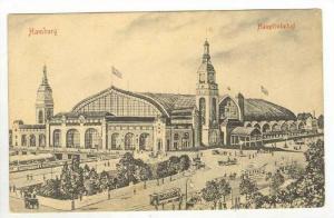 Hamburg, Germany, 00-10s, Hauptbahnhof