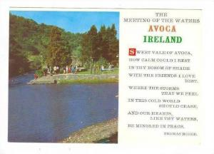 The Meeting Of The Waters, Avoca, Ireland, PU-1984