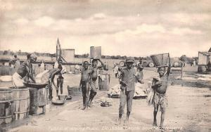 Southern Nigeria, Elegbata Lagos, Public Washing Place