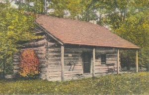 Letchworth State Park NY, New York near Castile - Mary Jamison House 1880