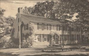 Madison Historical Society Madison Connecticut