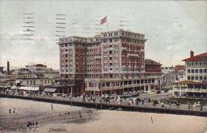 Chalfonte Atlantic City New Jersey 1909