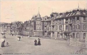 France Mers les Bains Promenade de la Plage