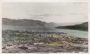 RP, Aerial View, Kelowna, British Columbia, Canada, PU-1953