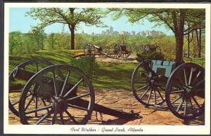 Fort Walker,Grant Park,Atlanta,GA