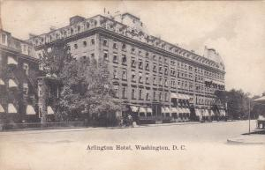 WASHINGTON , D.C. 1908 ; Arlington Hotel