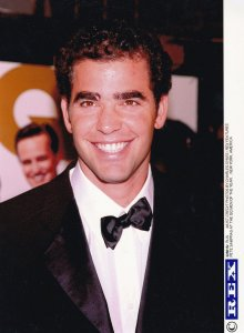 Pete Sampras GQ Man Of The Year Tennis Press Photo