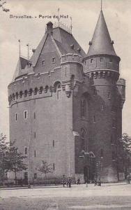 Porte De Hal, Bruxelles, Belgium, 1900-1910s