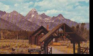 Wyoming Moose Chapel Of Transfiguration