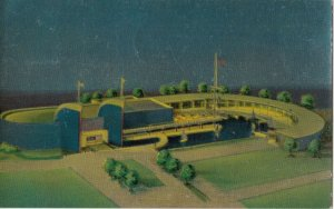 NEW YORK CITY, 1940 ; World's  Fair ; Marine Bldg ; Fair Cancel Last Day
