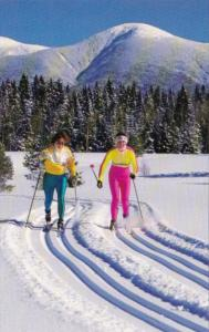 Cross Country Skiing In New England