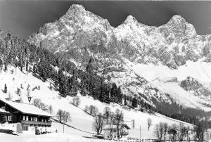 B68869 Alpengasthof Zefer Fluzmoss  austria