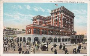 New Jersey Atlantic City Chalfonte Hotel 1926 Curteich