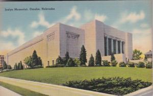 Nebraska Omaha Joslyn Memorialrteich