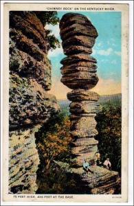 KY - Chimney Rock on Kentucky River