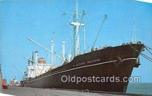 North Carolina State Port Morehead City, North Carolina USA Ship Unused