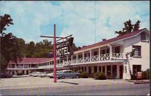 AR Hot Springs Wheatley Motel