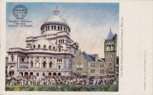 The New Christian Science Church, Boston,Massachusetts,00-10s