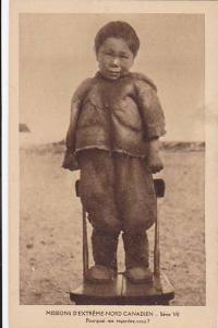 NORD CANADIAN , Pourquoi me regardez-vous? , 1910s