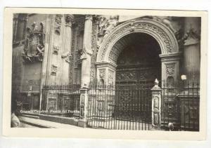 RP, Catedral, Puerta del Perdon, Granada (Andalucia), Spain, 1920-1940s