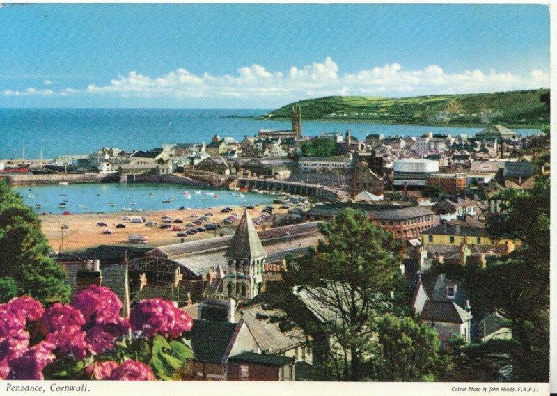 Cornwall Postcard - Penzance - Ref TZ2318