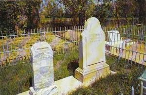 New Mexico Taos Kit Carson's Grave