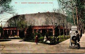 Utah Salt Lake City Mormon Tabernacle