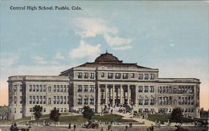 Central High School Pueblo Colorado