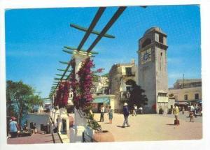 CAPRI, Italy, Stazionne Funicolare, 50-70s