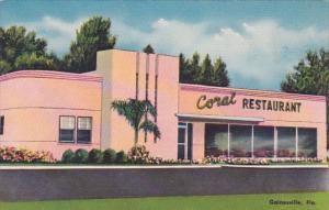 Coral Restairant Gainesville Florida