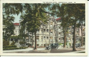 Greenfield, Mass., The Weldon Hotel