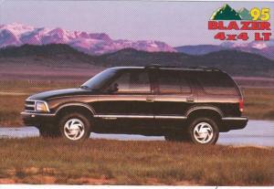1995 Chevrolet Blazer 4 x 4 LT