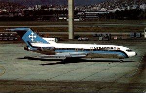Cruzeiro do Sul SA Boeing 727-C3 At Rio De Janeiro International Galeao