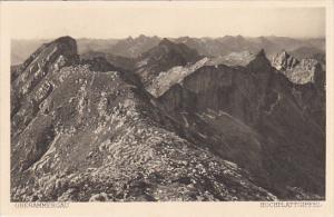 Oberammergau , Germany , 20-40s ; Hochplattgipfel