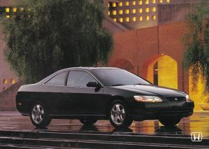 1998 Honda Accord Coupe