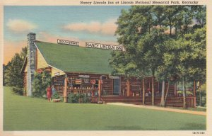 Lincoln Memorial Park , Nancy Lincoln Inn , Kentucky , 1930-40s