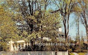 Blaine Mansion in Augusta, Maine