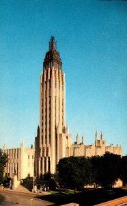 Oklahoma Tulsa Boston Avenue Methodist Church