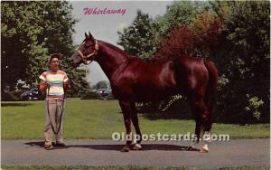 Whirlaway, Kentucky Derby Winner Lexington, Kentucky, KY, USA Unused