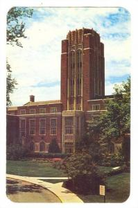 Mary Reed library, University of Denver, Denver, Colorado, PU-1962