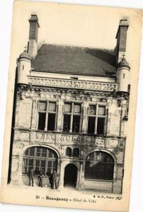 CPA BEAUGENCY - Hotel de Ville (270610)