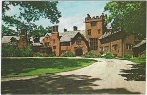 VTG postcard, Stan Hywet Hall, Akron, Ohio