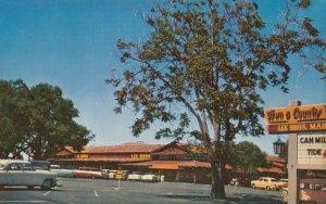 PALO ALTO, California, 1950-60s ; Town & Country Shopping Mall