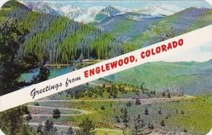 Greetings From Englewood Colorado