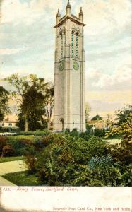 CT - Hartford. Keney Tower